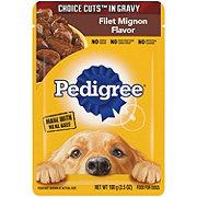 Pedigree Choice Cuts in Gravy Filet Mignon Wet Dog Food