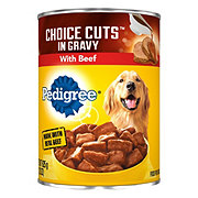 Pedigree Choice Cuts in Sauce with Beef Dog Food, Adult