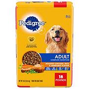 Pedigree Complete Nutrition Roasted Chicken Rice & Vegetable Flavor Dry Dog Food