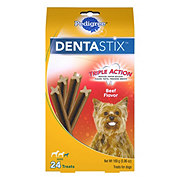 Pedigree Dentastix Beef Flavor Mini
