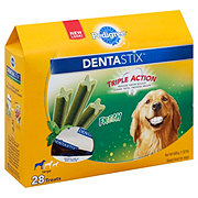 Pedigree DENTASTIX Daily Oral Care Large Dog Treats