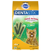 Pedigree DENTASTIX Daily Oral Care Toy & Small Dog Treats