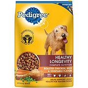 Pedigree Healthy Longevity Dog Food