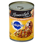 Pedigree Homestyle Meals Hearty Chicken & Vegetables