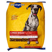 Pedigree Large Breed Nutrition Large Crunchy Bites