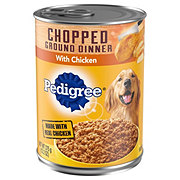 Pedigree Meaty Ground Chopped Chicken For Dogs