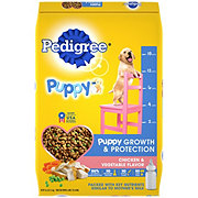 Pedigree Puppy Growth & Protection Dry Puppy Food