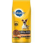 Pedigree Small Breed Nutrition Mini Crunchy Bites