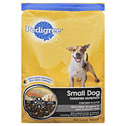 Pedigree Small Breed Nutrition Mini Crunchy Bites Dog Food