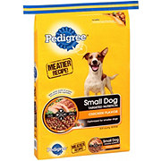 Pedigree Small Dog Targeted Nutrition Chicken Flavor Dry Dog Food