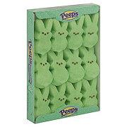 Peeps Green Marshmallow Bunnies