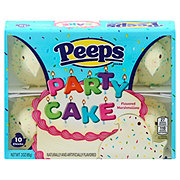Peeps Party Cake Flavored Marshmallow Chicks