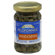 Peloponnese Wild Capers