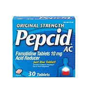 Pepcid Original Strength AC Tablets