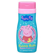 Peppa Pig 3 In 1 Bubble Bath