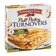Pepperidge Farm Apple Puff Pastry Turnovers