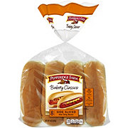 Pepperidge Farm Bakery Classics Side Sliced Hot Dog Buns
