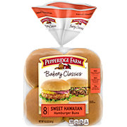 Pepperidge Farm Bakery Classics Sweet N Soft Hamburger Bun