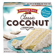 Pepperidge Farm Coconut 3-Layer Cake