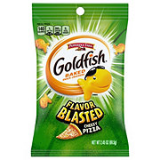 Pepperidge Farm Flavor Blasted Xplosive Pizza Baked Snack Crackers