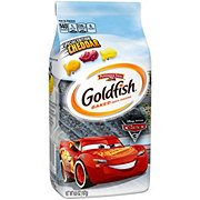 Pepperidge Farm Gold Fish Bag Cheddar Cars 3