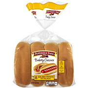 Pepperidge Farm Golden Potato Hot Dog Buns