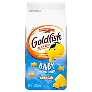 Pepperidge Farm Goldfish Baby Cheddar Baked Snack Crackers
