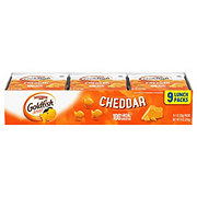 Pepperidge Farm Goldfish Cheddar Baked Snack Crackers Multipack