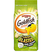 Pepperidge Farm Goldfish Flavor Blasted Slammin' Sour Cream & Onion Baked Snack Crackers