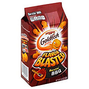 Pepperidge Farm Goldfish Flavor Blasted Smokin' BBQ Baked Snack Crackers