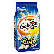Pepperidge Farm Goldfish Flavor Blasted Wild White Cheddar Baked Snack Crackers