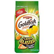 Pepperidge Farm Goldfish Flavor Blasted Xplosive Pizza Baked Snack Crackers