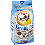 Pepperidge Farm Goldfish Grahams Cookies & Cream Baked Snack Crackers