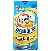 Pepperidge Farm Goldfish Grahams S'mores Baked Snack Crackers