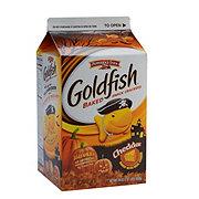 Pepperidge Farm Goldfish Halloween Cheddar Baked Snack Crackers