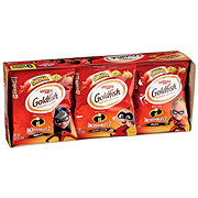 Pepperidge Farm Goldfish Incredibles 2 Baked Snack Crackers