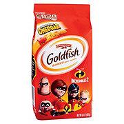 Pepperidge Farm Goldfish Incredibles 2 Baked Snack Crackers