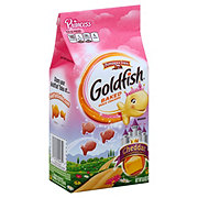 Pepperidge Farm Goldfish Princess Cheddar Backed Snack Crackers