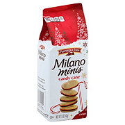 Pepperidge Farm Milano Minis Candy Cane