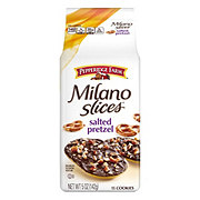 Pepperidge Farm Milano Slices Crispy Salted Pretzel Cookies