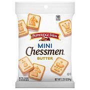 Pepperidge Farm On the Go! Mini Chessmen Cookies