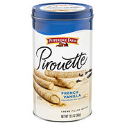 Pepperidge Farm Pirouette Creme Filled French Vanilla Rolled Wafers