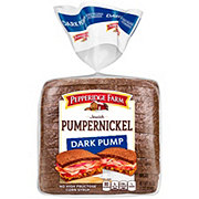 Pepperidge Farm Pumpernickel Dark Pump Bread