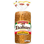 Pepperidge Farm Sliced Enriched Italian Bread with Sesame Seeds