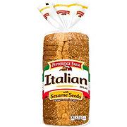 Pepperidge Farm Sliced Italian Bread with Sesame Seeds