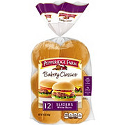 Pepperidge Farm Sliders White Buns