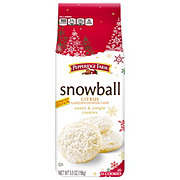 Pepperidge Farm Snowball Citrus