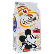 Pepperidge Farm Special Edition Mickey Mouse Cheddar Goldfish