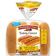 Pepperidge Farm Top Sliced Potato Hot Dog Buns