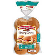 Pepperidge Farm Wheat Sliders Mini Sandwich Buns